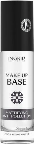 INGRID - MAKE-UP BASE - MATTIFYING ANTI-POLLUTION - Beztłuszczowa baza pod makijaż matująca