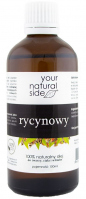 Your Natural Side - 100% naturalny olej rycynowy - 100 ml
