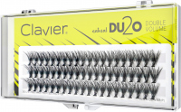 Clavier - Natural DU2O Double Volume - Kępki rzęs o podwójnej objętości