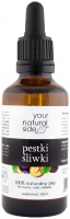 Your Natural Side - 100% Natural Plum Seed Oil - 50 ml