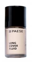 PAESE - LONG COVER FLUID - Podkład kryjący o przedłużonej trwałości - 0 - NUDE