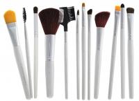 ELF -  12er Make-up brush - Set - 12 pędzli do makijażu 1810