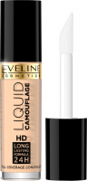 EVELINE - LIQUID CAMOUFLAGE - Opaque face camouflage