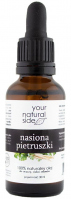 Your Natural Side - 100% naturalny olej z nasion pietruszki - 30 ml
