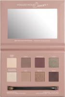 Bourjois - BEAU REGARD - PLACE DE L'OPERA - 4 IN 1 EYE PALETTE - Eye shadow palette - 01 Rose Nude Edition