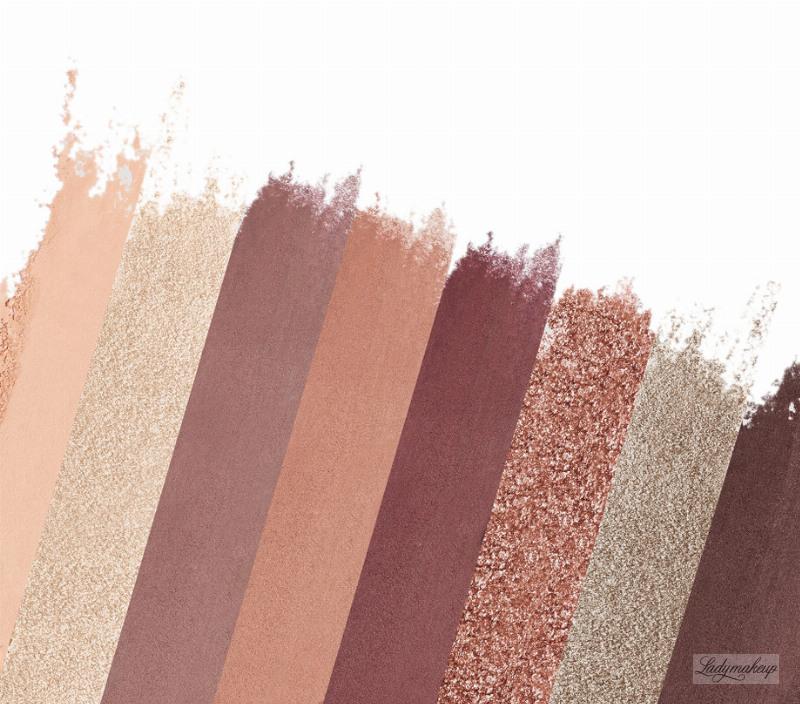 Bourjois Place De LOpera Eyeshadow Palette 01 Rose Nude