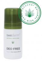 Swederm - DEO FREE - Natural deodorant roll-on - 50 ml