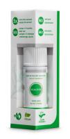 Ecocera - HAIR DETOX DRY SHAMPOO - Wegański suchy szampon do włosów ciemnych - 15 g
