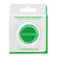 Ecocera - BARLEY PRESSED POWDER - Prasowany puder jęczmienny - 10 g