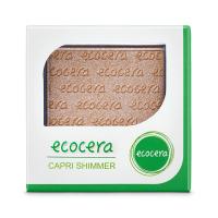 Ecocera - SHIMMER - Wegański puder rozświetlający - 10 g - CAPRI - CAPRI