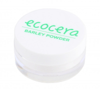 Ecocera - BARLEY LOOSE POWDER - Sypki puder jęczmienny - TESTER 2,5 g