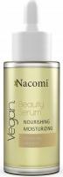 Nacomi - Beauty Serum - Vegan nourishing and moisturizing face serum - Night - 40 ml