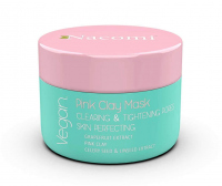 Nacomi - Pink Clay Mask - Pink cleansing and astringent mask - 50 ml