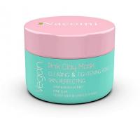Nacomi - Pink Clay Mask - Różowa maska oczyszczajaco-ściągająca - 50 ml