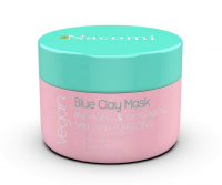 Nacomi - Blue Clay Mask - Blue anti-wrinkle and oxygenating mask - 50 ml