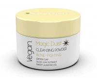 Nacomi - Magic Dust Cleansing Powder Acne-Fighting - Oczyszczający pyłek przeciwtrądzikowy do twarzy - 20 g