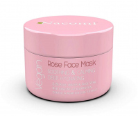 Nacomi - Rose Face Mask - Soothing and calming rose face mask - 50 ml