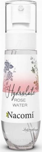 Nacomi - Hydrolate Rose Water - Hydrolat różany - 80 ml