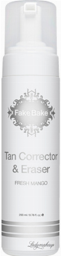 Fake Bake - Tan Corrector & Eraser - Pianka usuwająca opaleniznę - Fresh Mango