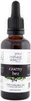 Your Natural Side - 100% Natural Elder Oil - 50 ml