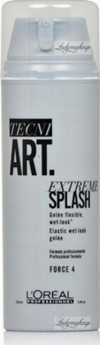 L'Oréal Professionnel - TECNI.ART - EXTREME SPLASH - Żel do tworzenia efektu mokrych włosów - 150ml