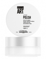 L'Oréal Professionnel - TECNI ART. - FIX POLISH - Compact Wax-In-Gel - Wosk w żelu do stylizacji włosów - Force 3 - 75 ml