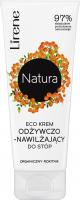 Lirene - Natura - Eco krem odżywczo-nawilżający do stóp - Organiczny Rokitnik - 75 ml
