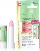 Eveline Cosmetics - LIP THERAPY PROFESSIONAL - S.O.S. EXPERT LIP BALM - Intensywnie regenerujący, koloryzujący balsam do ust - Rose