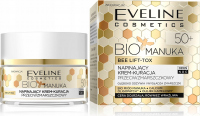 EVELINE - BIO MANUKA BEE LIFT TOX - Anti-wrinkle Tensing Cream - 50+