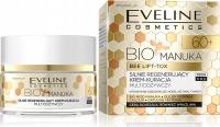 Eveline Cosmetics - BIO MANUKA BEE LIFT TOX - Strongly Regenerating Cream Multi-nutritional Treatment - 60+