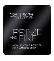 Catrice - Prime And Fine Highlighting Powder - Puder rozświetlający