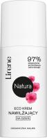 Lirene - Natura - Eco krem nawilżający na dzień - Organiczna malwa - 50 ml