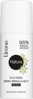 Lirene - Natura - Eco krem sebo-regulujący na noc - 50 ml