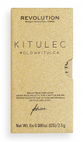 MAKEUP REVOLUTION - KITULEC #GLOWKITULCA Highlighter Palette - Set of 2 light palettes