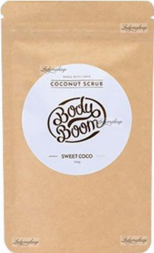 BodyBoom - Coconut Peeling - Sweet Coconut - 100 g