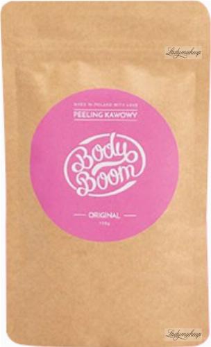 BodyBoom - Coffee Peeling - Original - 100 g