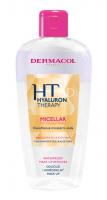 Dermacol - HYALURON THERAPY 3D - MICELLAR WATER - Dwufazowy płyn micelarny do zmywania wodoodpornego makijażu - 200 ml