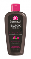 Dermacol - Black Magic - Detoxifying Micellar Lotion - Micellar liquid makeup remover - 200 ml