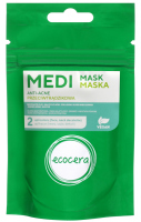 Ecocera - Acne mask based on bentonite clay with salicylic acid, silver and colloidal copper - 50 g