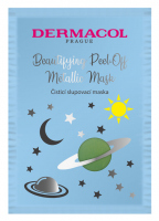 Dermacol - Beautifying Cleansing Peel-Off Metallic Mask - Peel Off