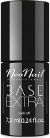 NeoNail - BASE EXTRA SOAK OFF - 7.2 ml - UV hybrid polish - 7478-7