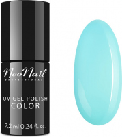 NeoNail - UV GEL POLISH COLOR - CANDY GIRL - Lakier hybrydowy - 6 ml I 7,2 ml - 3648-7 - PASTEL BLUE - 3648-7 - PASTEL BLUE