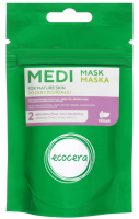 Ecocera - Cosmetic mask for mature skin based on silver, gold and colloidal platinum - 50 g