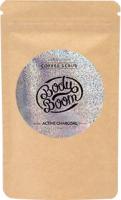 BodyBoom - COFFEE SCRUB - ACTIVE CHARCOAL - Peeling kawowy do ciała z aktywnym węglem - MAGICZNY WĘGIEL - 100 g