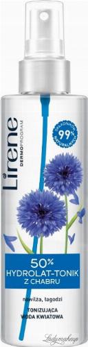 Lirene - 50% hydrolat-tonik z chabru - 200 ml