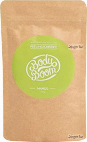 BodyBoom - Coffee peeling - MANGO - 100 g