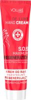 VOLLARÉ - DE LUXE HAND CREAM - S.O.S. MAXIMUM REGENERATION  - Maksymalnie regenerujący krem do rąk - 100 ml