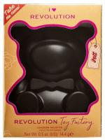 I Heart Revolution - Toy Factory Teddy Bear Palette - Paleta cieni do powiek - Jett