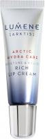 LUMENE - ARKTIS - ARCTIC HYDRA CARE - RICH LIP CREAM - Nawilżająco-łagodzący bogaty krem do ust - 10 ml