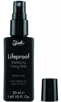 Sleek - Lifeproof - Mattifying Fixing Mist - Matująca mgiełka do utrwalania makijażu - 50 ml